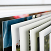Lay-flat premium photo books